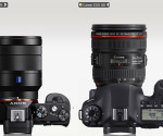 Canon 6D versus Sony A7