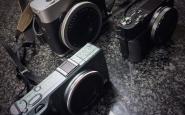 Ricoh GR, Fuji Instax, Sony RX100mk3