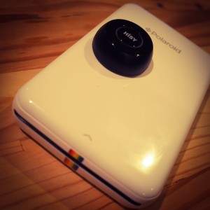 Polaroid Zip HISY Remote