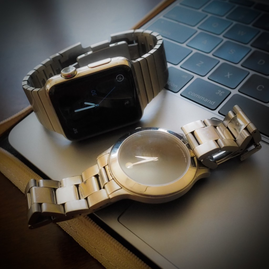 Apple Watch Movado
