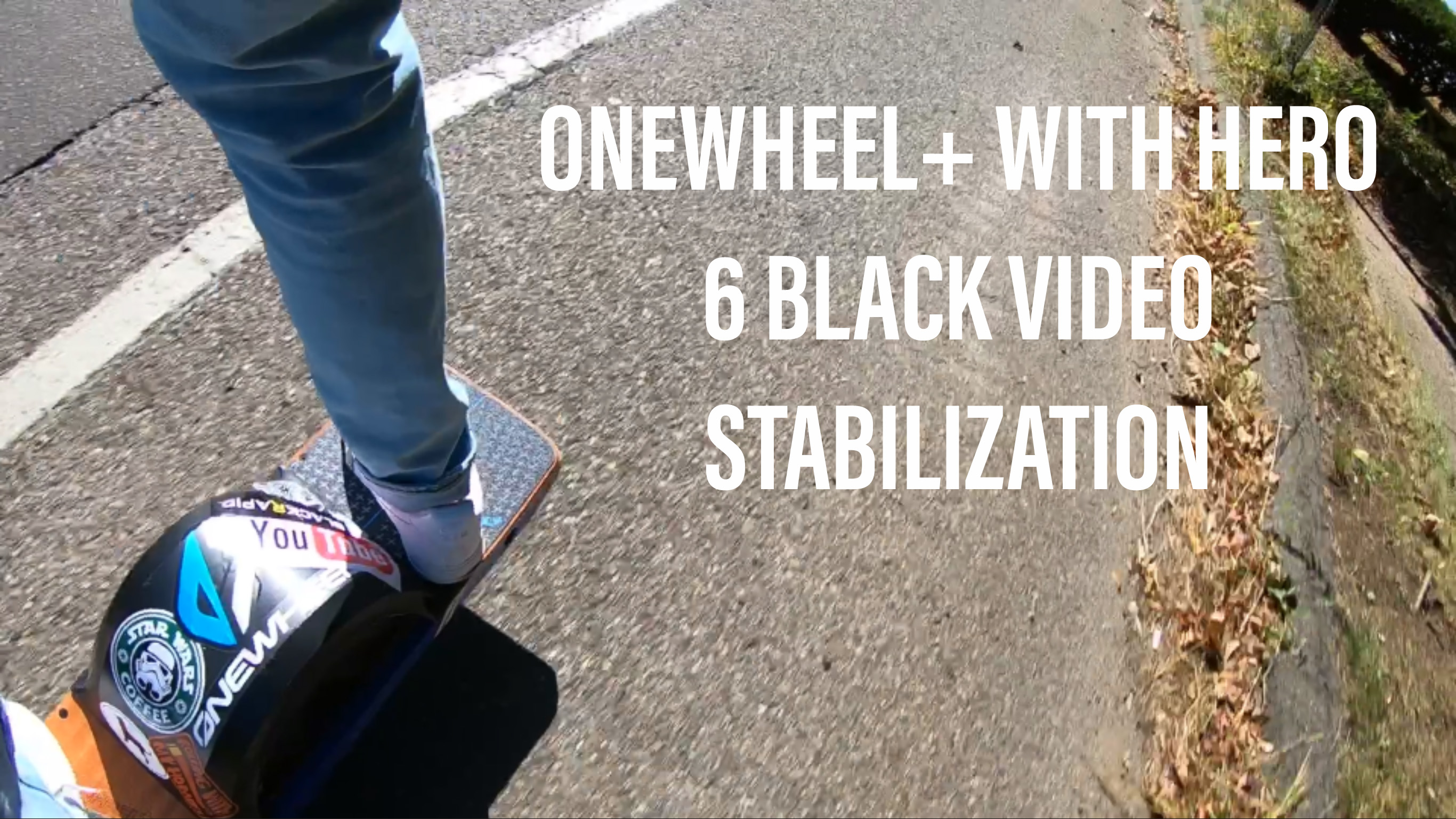 OneWheel+ Hero 6 Black