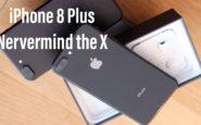 iPhone 8 Plus iPhone X